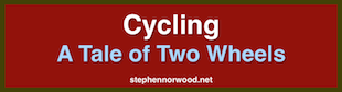 Cycling - A Tale of Two Wheels